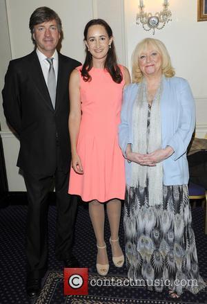 Richard Madeley, Sophie Kinsella and Judy Finnigan