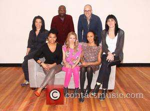 The Call, Tanya Barfield, Russell G. Jones, Kelly AuCoin, Leigh Silverman, Crystal A. Dickinson, Kerry Butler and Eisa Davis