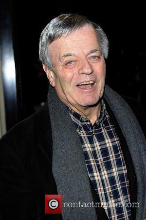 Tony Blackburn - New cast for the hit musical 'Top Hat' at the Aldwych Theatre - London, United Kingdom -...