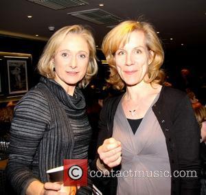 Caroline Goodall and Juliette Stevenson