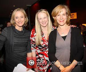Caroline Goodall, Sarah Berger and Juliette Stevenson