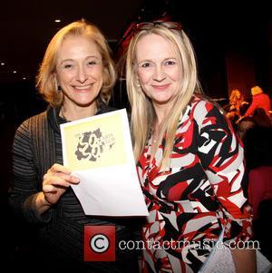 Caroline Goodall and Sarah Berger