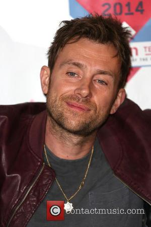 Damon Albarn - The NME Awards 2014 held at O2 Academy Brixton - Arrivals - London, United Kingdom - Tuesday...