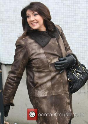 Jane McDonald - Celebrities at the ITV studios - London, United Kingdom - Wednesday 27th February 2013
