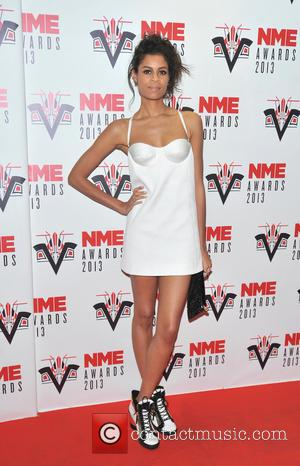 Aluna Francis of AlunaGeorge - The 2013 NME Awards held at The Troxy - Arrivals - London, United Kingdom -...