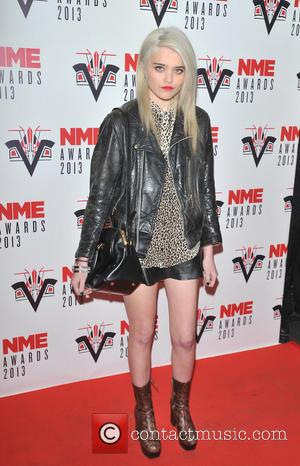 Sky Ferreira - The 2013 NME Awards held at The Troxy - Arrivals - London, United Kingdom - Wednesday 27th...