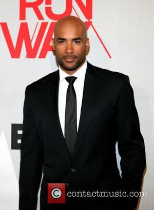 Boris Kodjoe - BET's 'Rip The Runway' hosted by Kelly Rowland and Boris Kodjoe held at the Hammerstein Ballroom -...