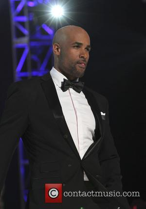 Boris Kodjoe - Rip The Runway 2013 Hosted by Kelly Rowland and Boris Kodjoe, held at the Hammerstein Ballroom -...