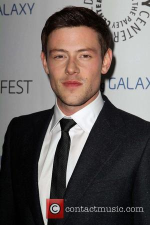 Cory Monteith - The PaleyFest Icon Award