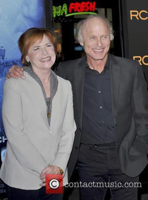 Ed Harris and wife Amy Madigan