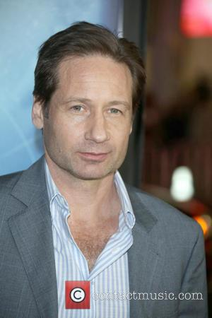 David Duchovny - 'Phantom' Los Angeles Red Carpet Premiere