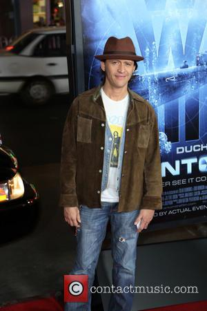 Clifton Collins Jr - Los Angeles premiere of 'Phantom' at the Chinese Theatre - Arrivals - Los Angeles, California, United...