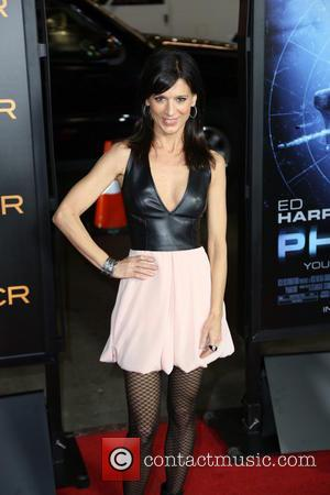Perrey Reeves - Los Angeles premiere of 'Phantom' at the Chinese Theatre - Arrivals - Los Angeles, California, United States...