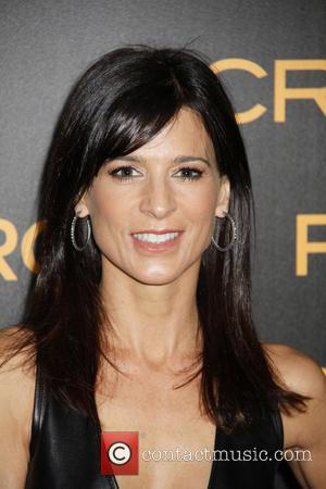 Perrey Reeves - 'Phantom' premiere of at the Chinese Theatre - Arrivals - Los Angeles, California, United States - Wednesday...