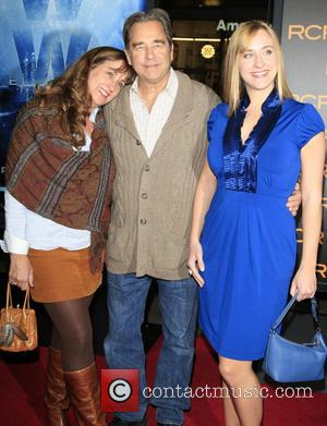 Beau Bridges, wife and daughter - 'Phantom' Los Angeles Red Carpet Premiere at the Chinese Theater - Los Angeles, California,...