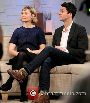 Mia Wasikowska and Matthew Goode - Good Morning America talks about the new movie Stoker with Mia Wasikowska and Matthew...