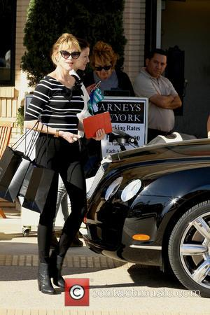 Melanie Griffith, Barneys New York and Beverly Hills