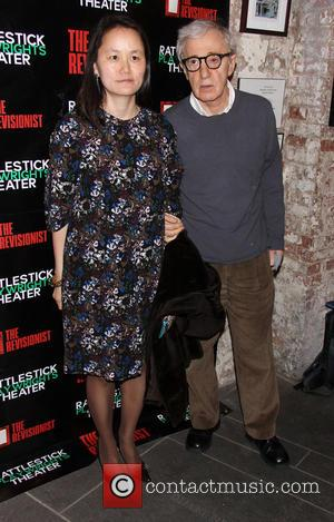 Woody Allen Raves About 20-Year Marriage To Soon-yi