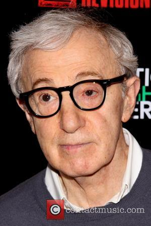 Woody Allen - Premiere of 'The Revisionist' held at the...