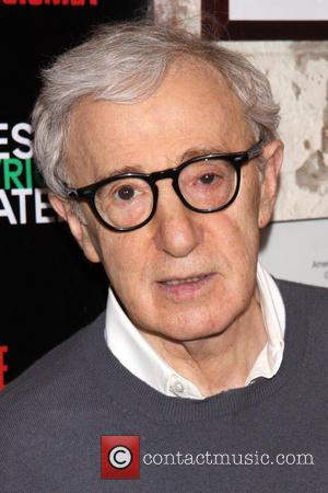 Woody Allen - Premiere of 'The Revisionist' held at the Cherry Lane Theatre - Arrivals - New York City, United...