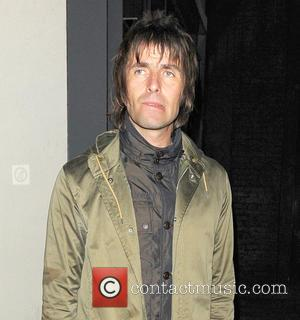 Liam Gallagher - NME Awards After Party at The Ivy