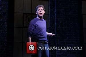 Stark Sands - Press rehearsal of 'Kinky Boots' held at the Al Hirschfeld Theatre - New York City, New York...