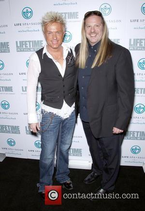 Chris Phillips and Michael Boychuck