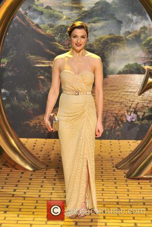 Rachel Weisz - U.K. premiere of 'Oz the Great and Powerful' held at the Empire, Leicester Square - Arrivals -...