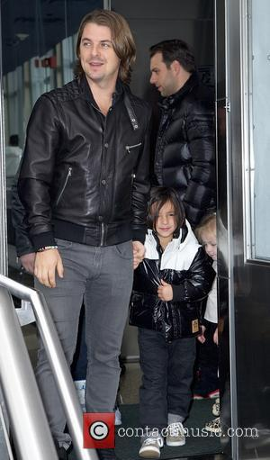 Swedish House Mafia and Axel Christofer Hedfors