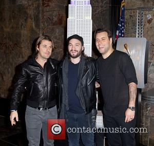 Swedish House Mafia, Steve Angello, Axel Christofer Hedfors and Sebastian Ingrosso