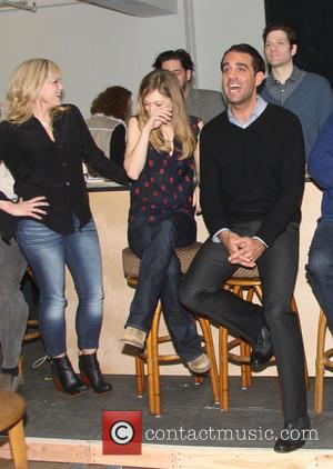 Ana Reeder, Marin Ireland, Bobby Cannavale and Adam Rapp