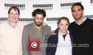 Richard Kind, Reg Rogers, Chip Zien and Bobby Cannavale - Photocall for 'The Big Knife' held at the Roundabout Theatre...