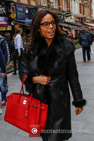 Rochelle Humes, Rochelle Wiseman and The Saturdays