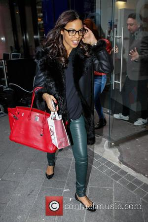 The Saturdays, Rochelle Humes and Rochelle Wiseman