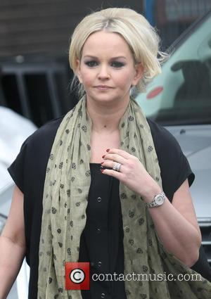 Jennifer Ellison - Celebrities at the ITV studios - London, United Kingdom - Friday 1st March 2013