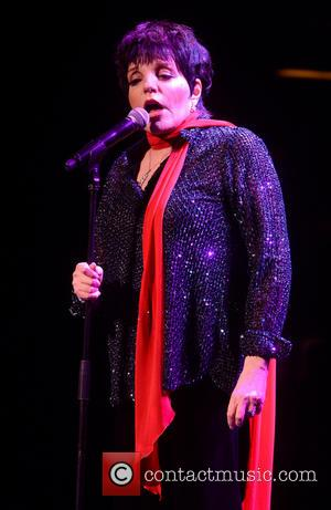 Liza Minnelli - Liza Minnelli performs live on stage