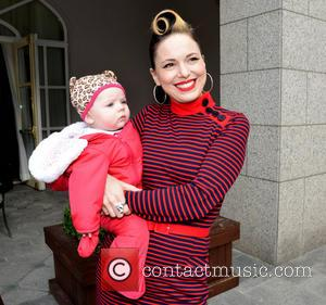 Imelda May and Violet Higham - 16th Annual UNICEF Ireland Mother's Day Lunch at The Four Seasons Hotel - Dublin,...