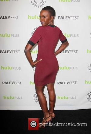 Danai Gurira - The 30th Annual PaleyFest: The William S. Paley Television Festival honors 'The Walking Dead' held at the...