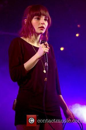 Lauren Mayberry - The Arches - Glasgow, Scotland, Scotland  - Saturday 2nd March 2013