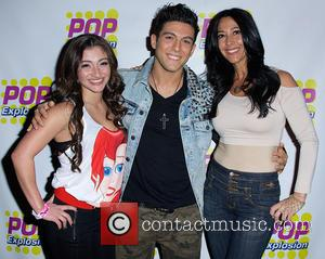 Carla Facciolo, Raquel Castro and Franky