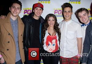 Midnight Red and Raquel Castro