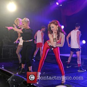 Liz McClarnon, Kerry Katona and Natahsa Hamilton - Atomic Kitten perform live at G-A-Y - London, United Kingdom - Saturday...
