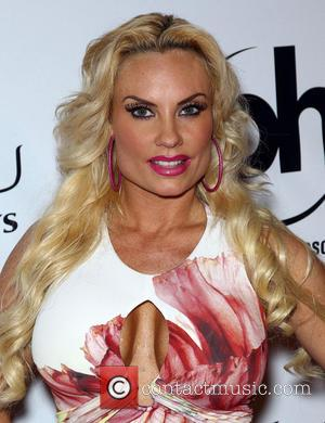 Coco Austin - Red Carpet Grand Opening for 'CeeLo Green is Loberace' at Planet Hollywood Resort and Casino - Las...