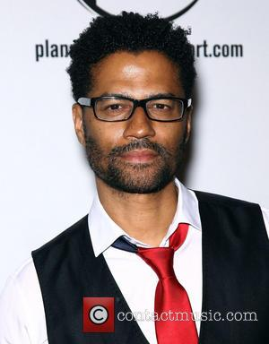 Eric Benet - Red Carpet Grand Opening for 'CeeLo Green is Loberace' at Planet Hollywood Resort and Casino - Las...
