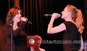 Wendy Wilson and Chynna Phillips - Wilson Phillips performing live at Magic City Casino - Miami, Florida , United States...