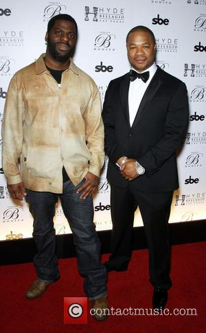 Xzibit and Guest - Xzibit hosts the Official Bonita Platinum Tequila Red Carpet Launch Party in Las Vegas at Hyde...