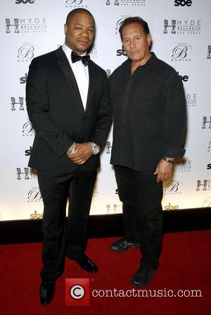 Xzibit and Mark Valinsky - Xzibit hosts the Official Bonita Platinum Tequila Red Carpet Launch Party in Las Vegas at...