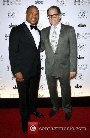 Xzibit and Ron Fair - Xzibit hosts the Official Bonita Platinum Tequila Red Carpet Launch Party in Las Vegas at...