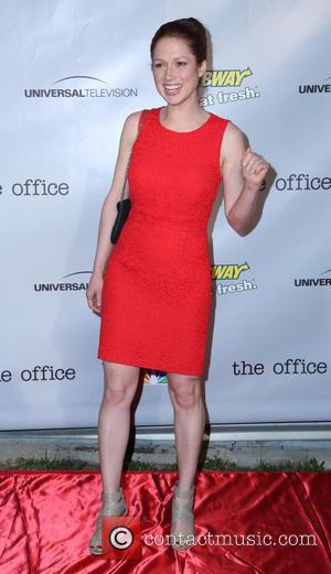 Ellie Kemper - 'The Office' series finale wrap party at Unici Casa - Culver City, California, United States - Saturday...