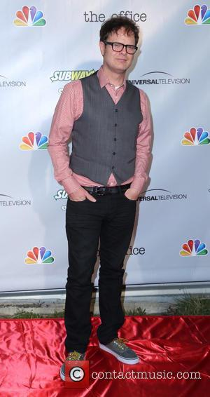 Rainn Wilson - 'The Office' series finale wrap party at Unici Casa - Culver City, California, United States - Saturday...